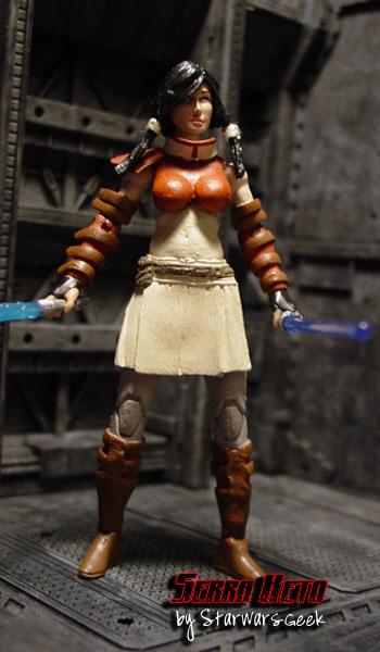 Jedi Knight Serra Keto